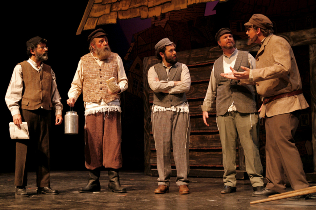 Fiddler On The Roof Lyric Theatre Company