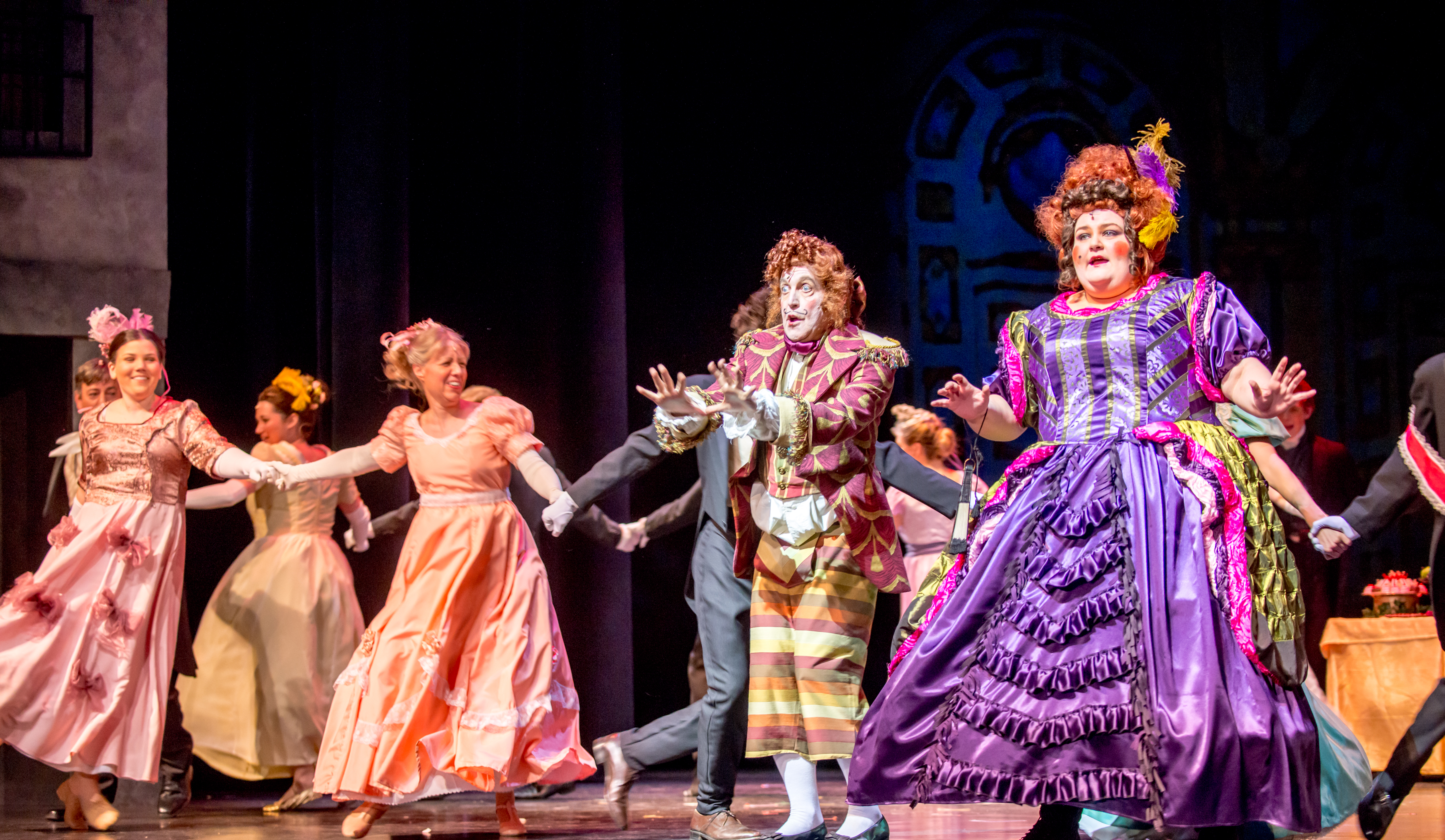 Les Miserables Lyric Theatre Company